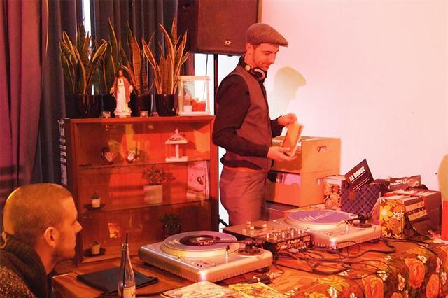 Bazaar Bizar Discobaar