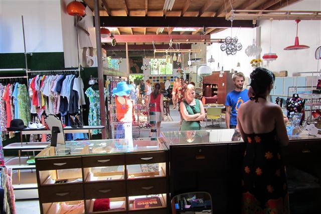 Blender Vintage Shop in Eppegem